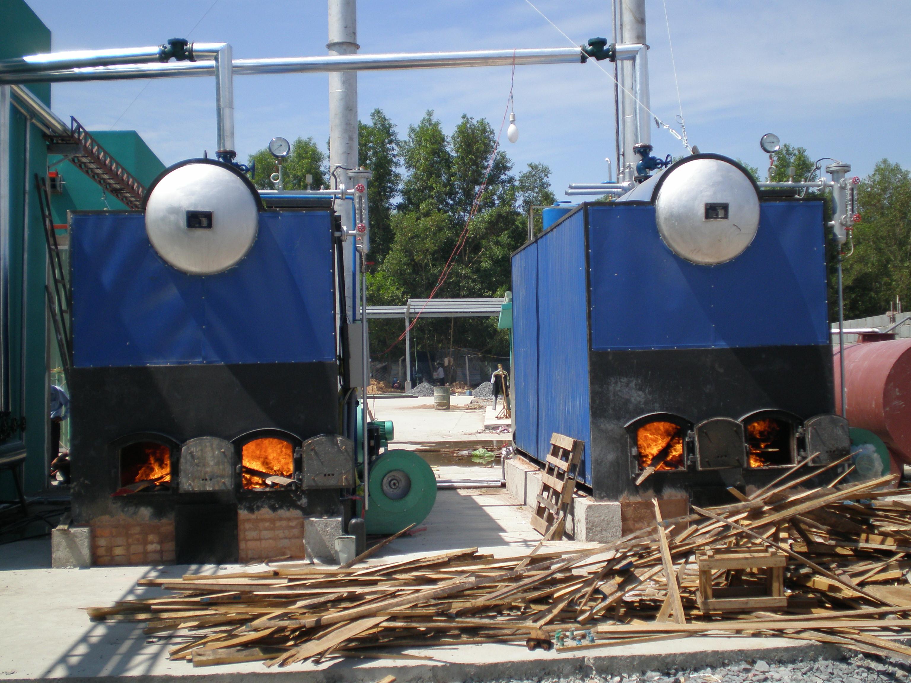 Nồi hơi đốt than- củi-biomas 02