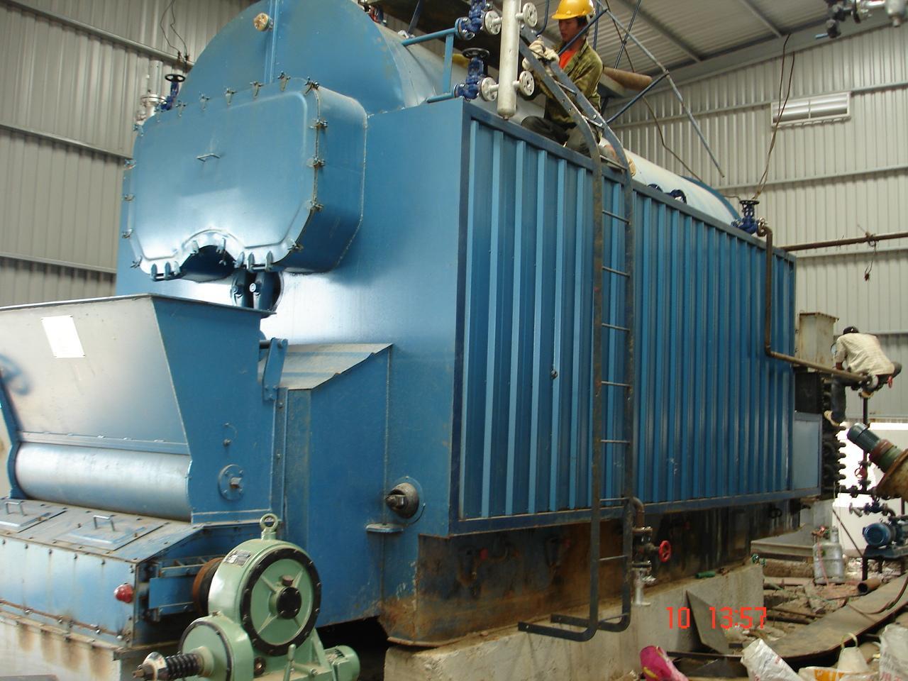 Nồi hơi đốt than- củi-biomas 03
